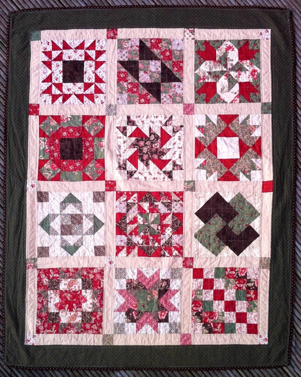 My First Quilt Jelly Roll Sampler Perfectly4med
