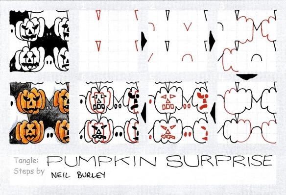 Halloween tessellation